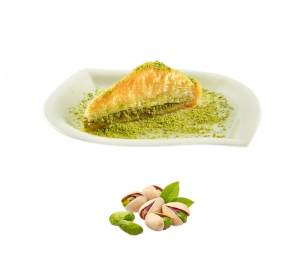 Triangle Slice Baklava